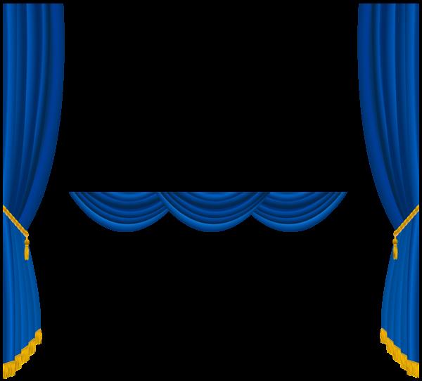 Curtains play