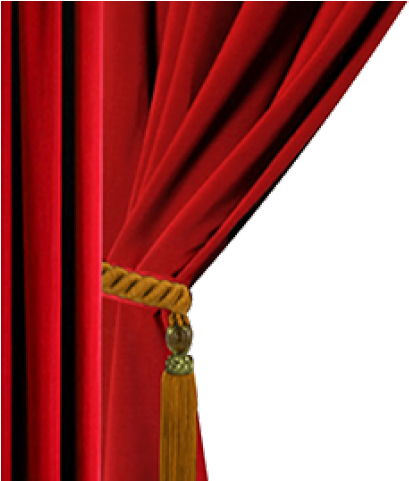 Download curtain theater png. Curtains clipart press button