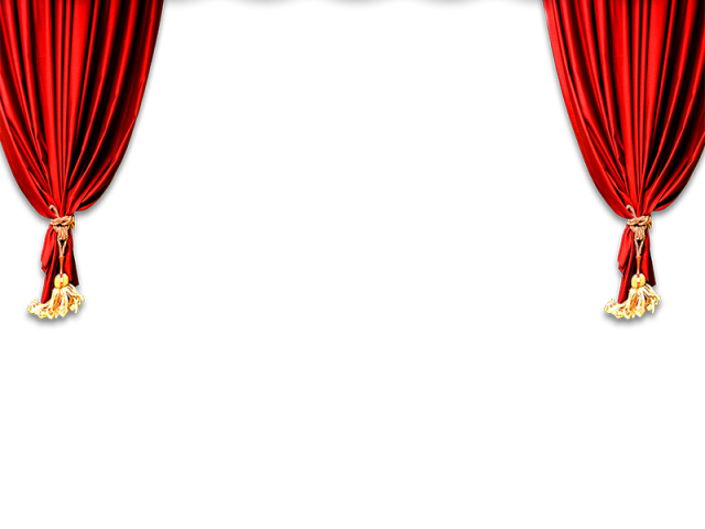 Curtains clipart press button. Free curtain download clip
