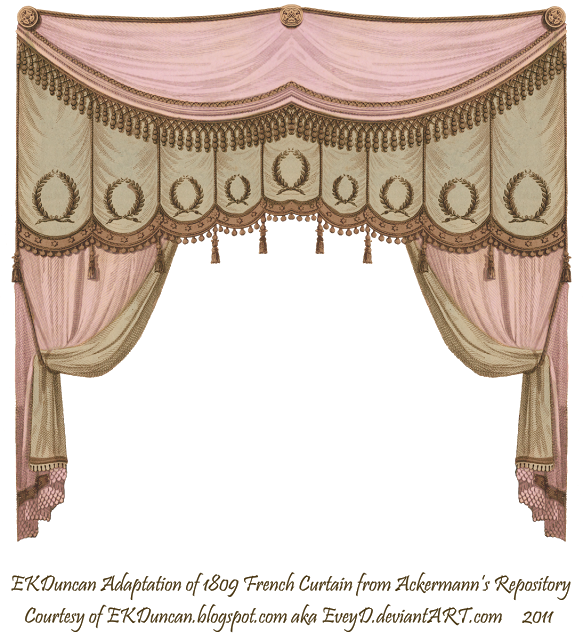 Ekduncan my fanciful muse. Curtain clipart puppet theater