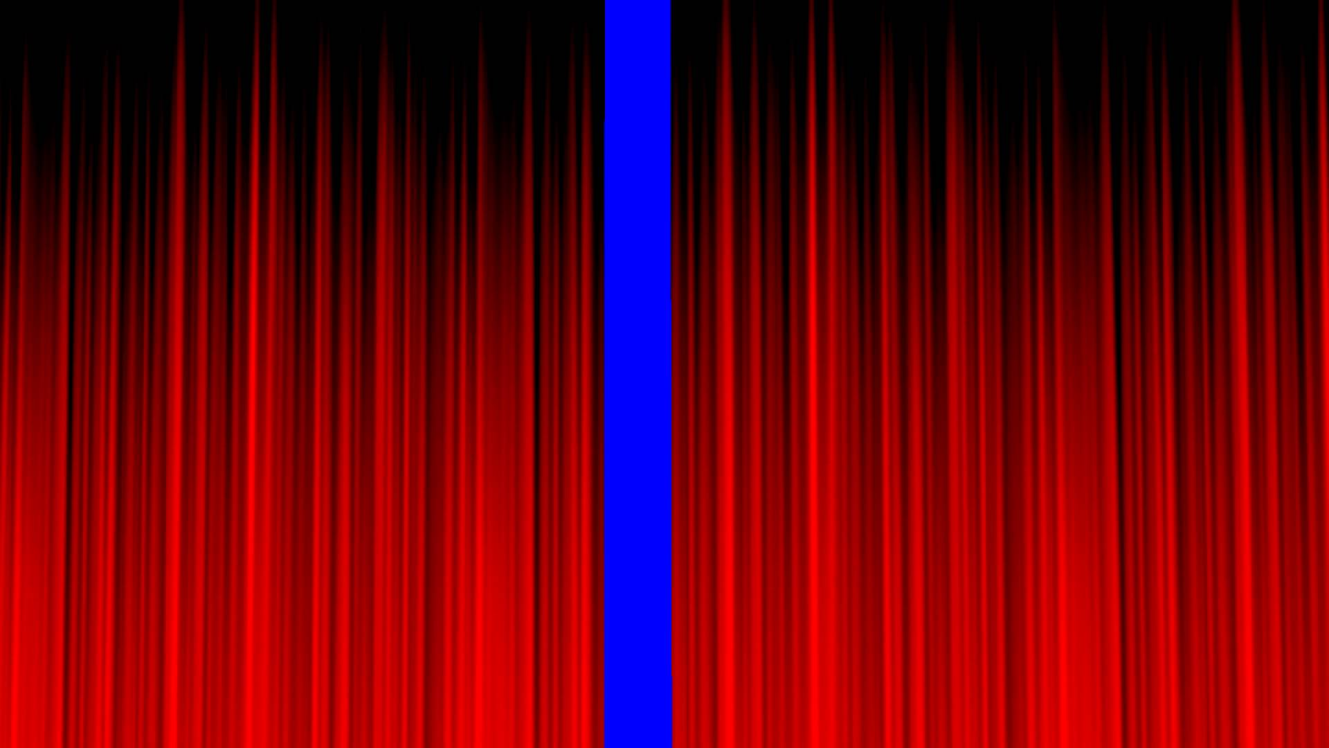 Curtain clipart screen. Stage blue clean red