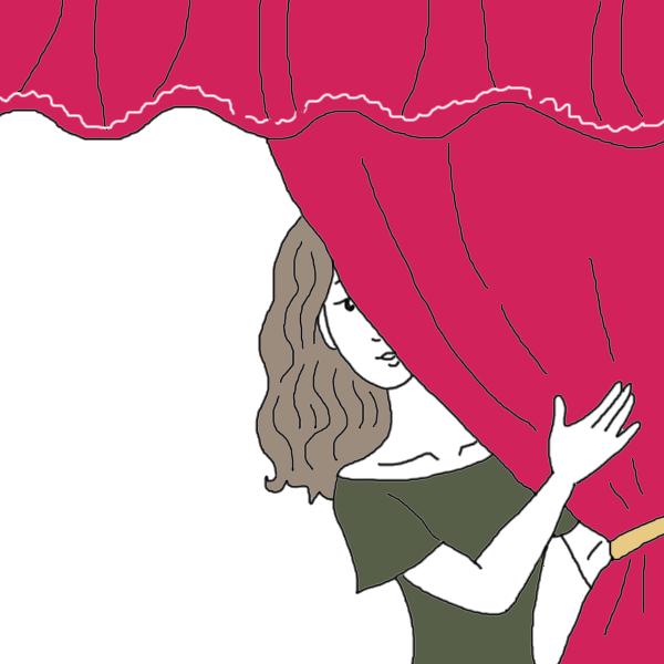 Curtains dream dictionary interpret. Win clipart green curtain