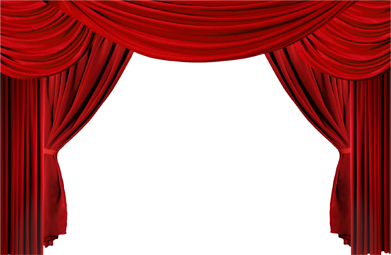 Png picture web icons. Curtains clipart stage decoration