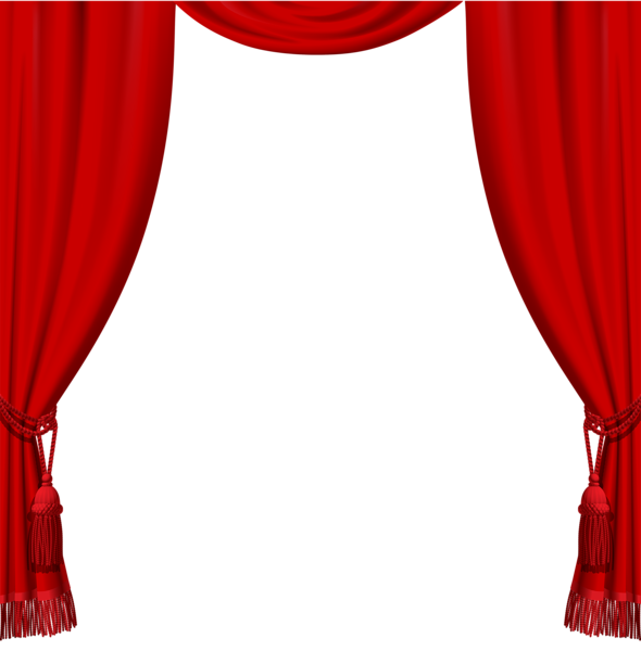 Curtains clipart wedding curtain. Gallery free pictures