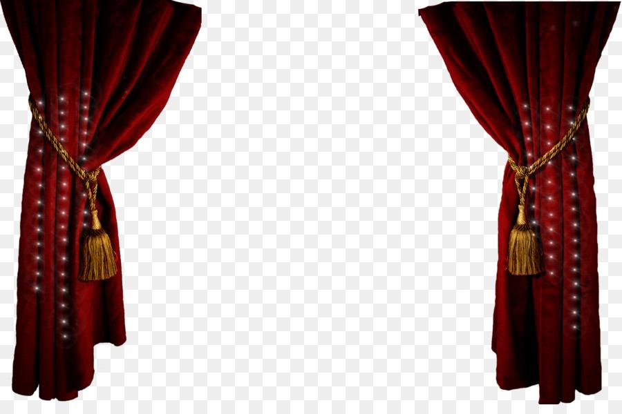 Curtains clipart. Window treatment blind curtain