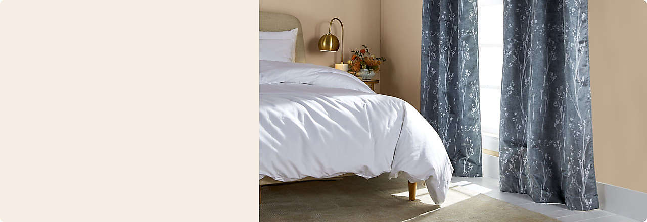 Curtains clipart bedroom curtain. Window treatments bed bath