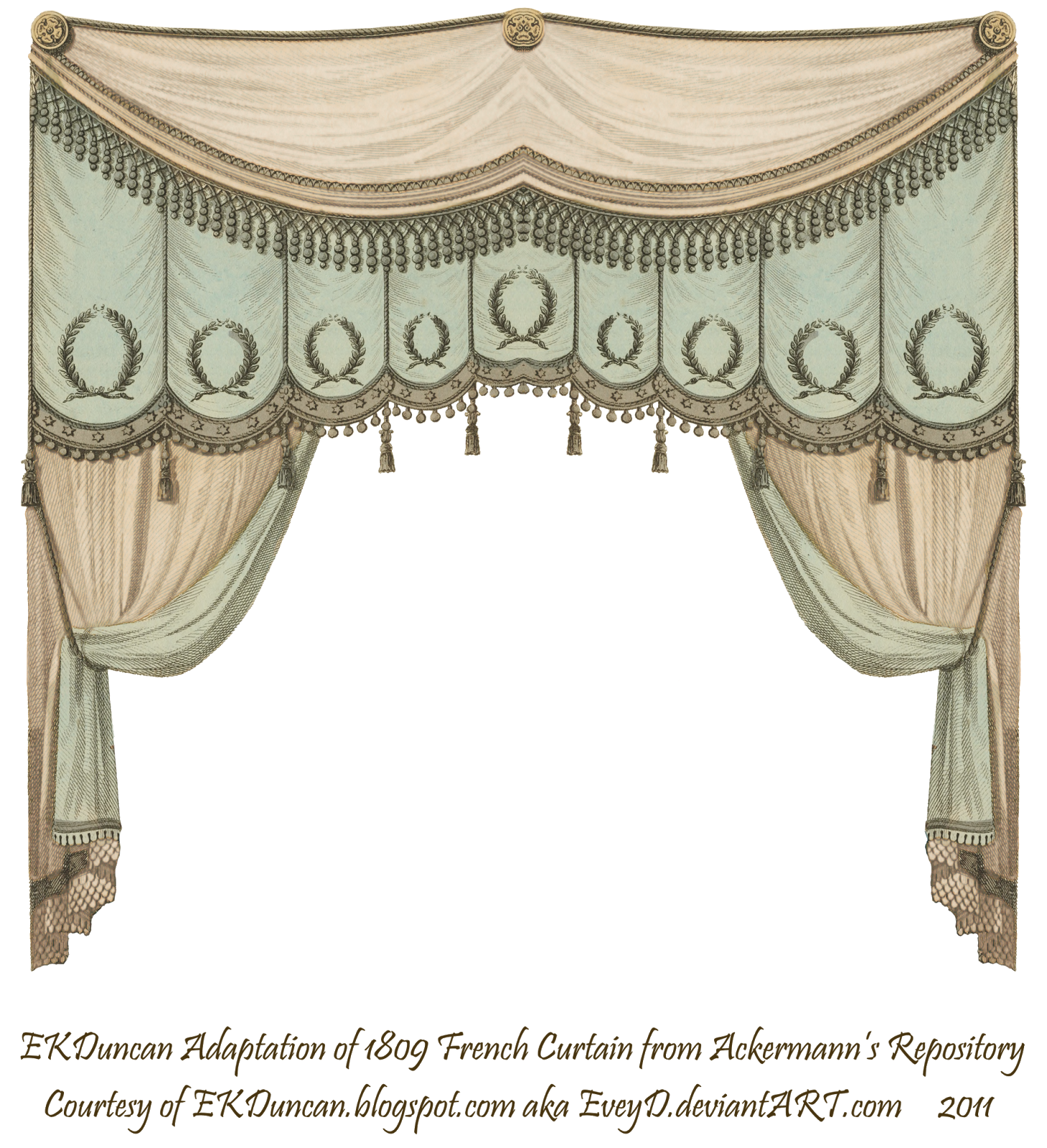 Curtains clipart curtain call. Ekduncan my fanciful muse