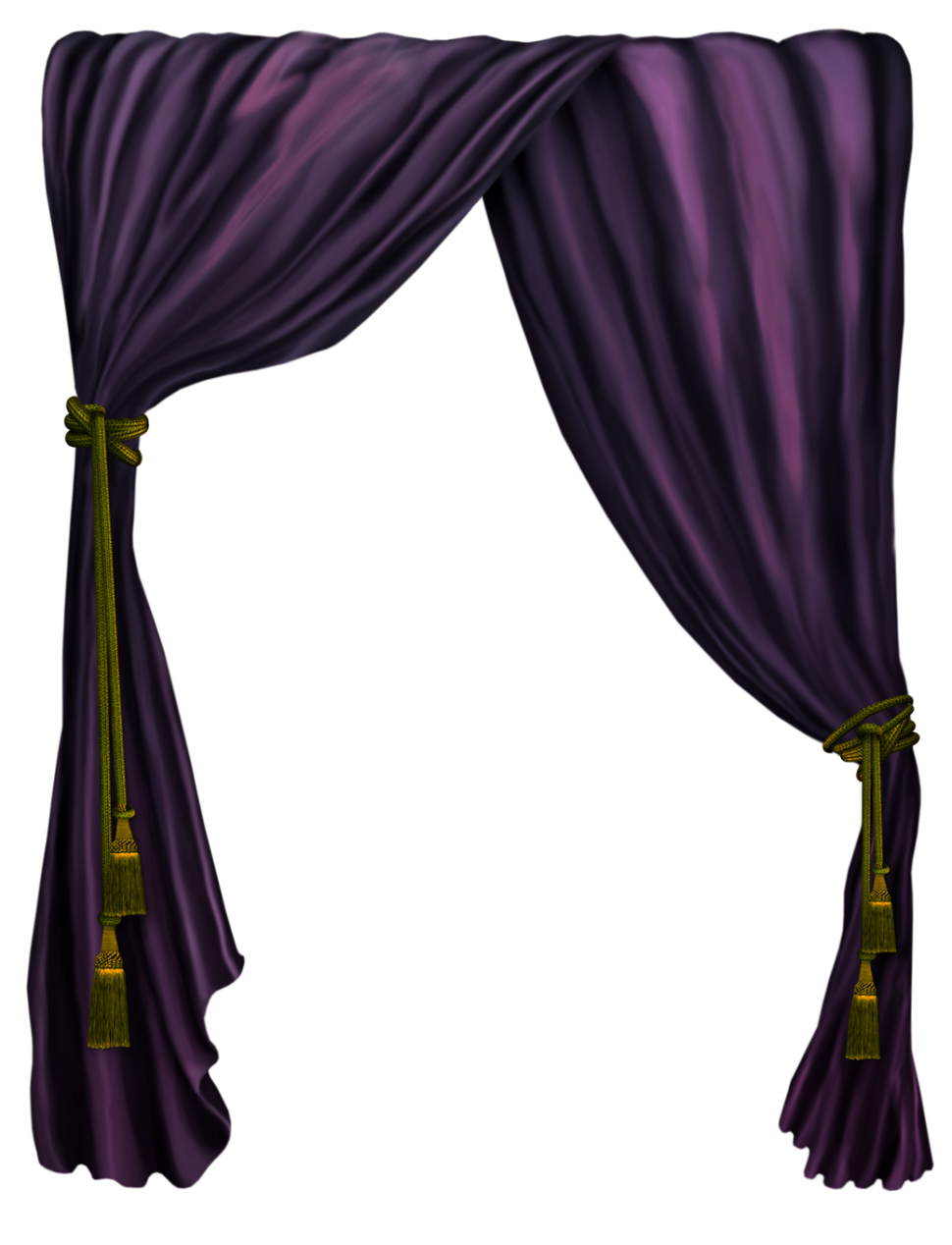 Curtains clipart curtain design. Literarywondrous purple swag image
