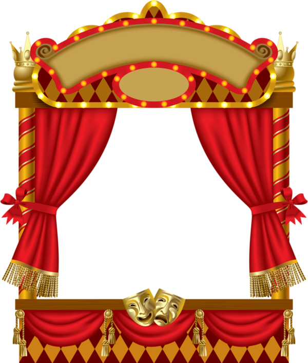 Curtains clipart puppet theater. Puppetry stock photography theatre