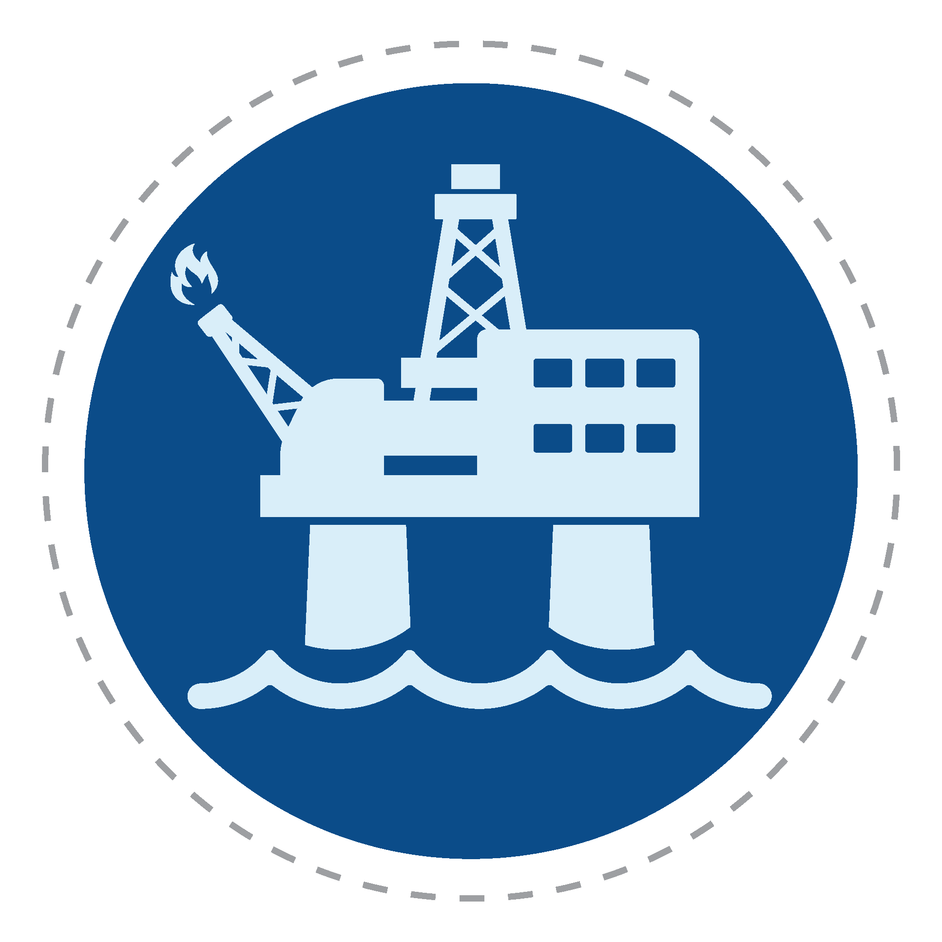 Injuries on oil rigs. Injury clipart bloated