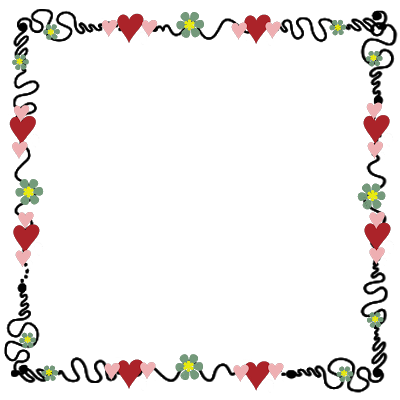 Love page borders http. Cute border png