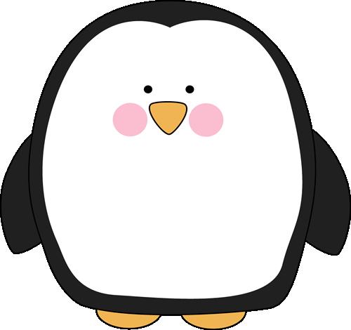 Cute clipart. Penguin clip art images
