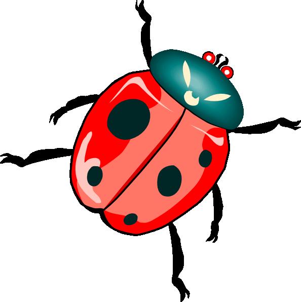 Lady bug clip art. Ladybugs clipart small