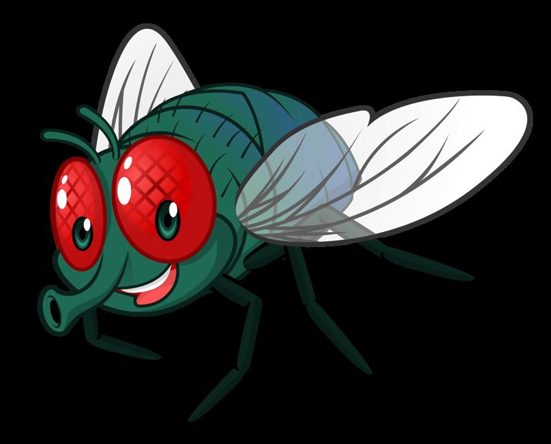 Cartoon fly clip art. Flying clipart flyclip