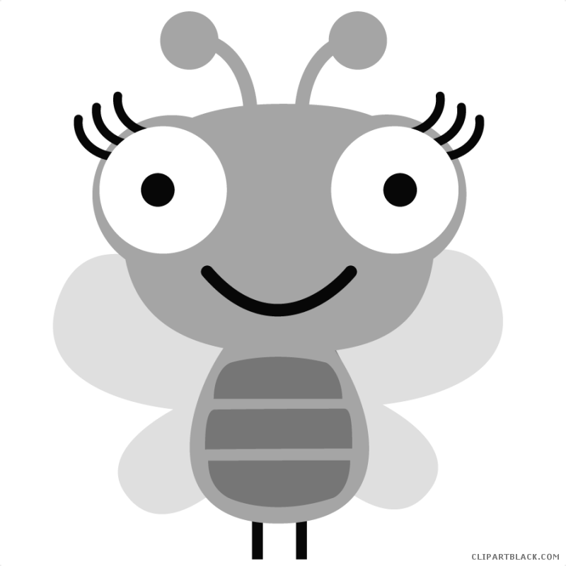 Bug clipartblack com animal. Insect clipart cute