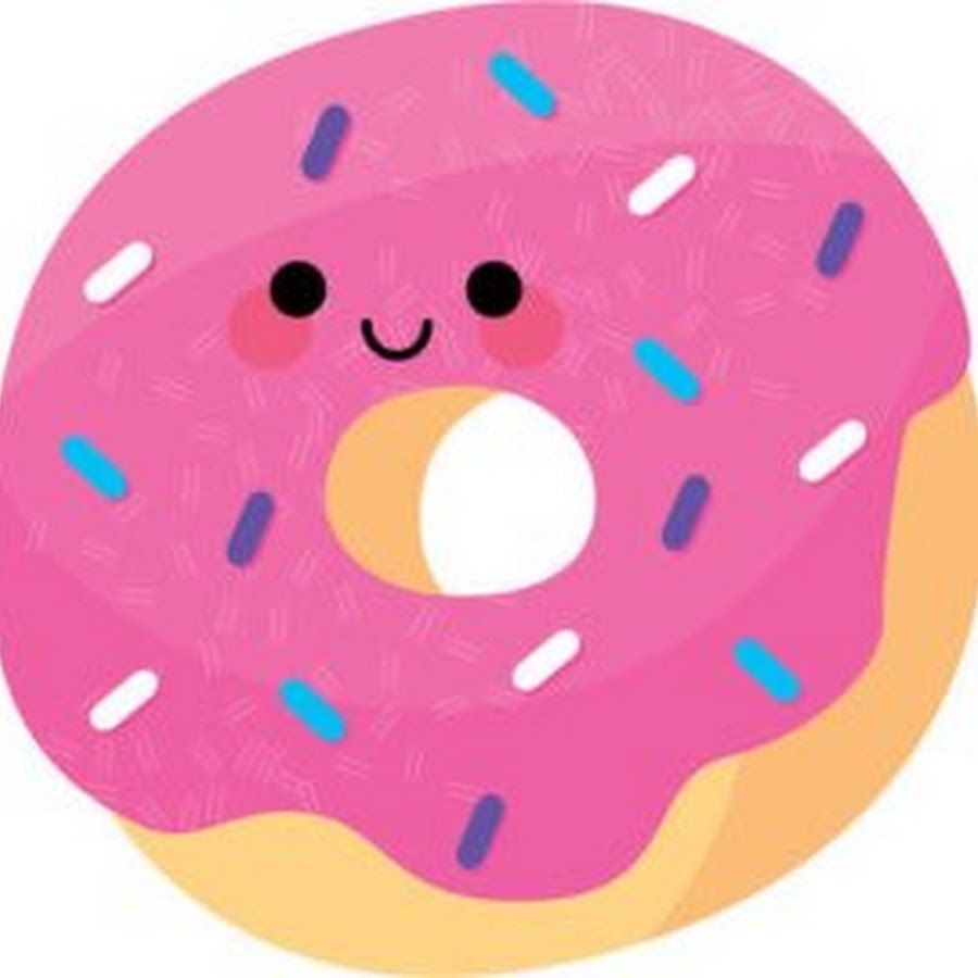 Donut clipart cute. Download donuts frosting icing