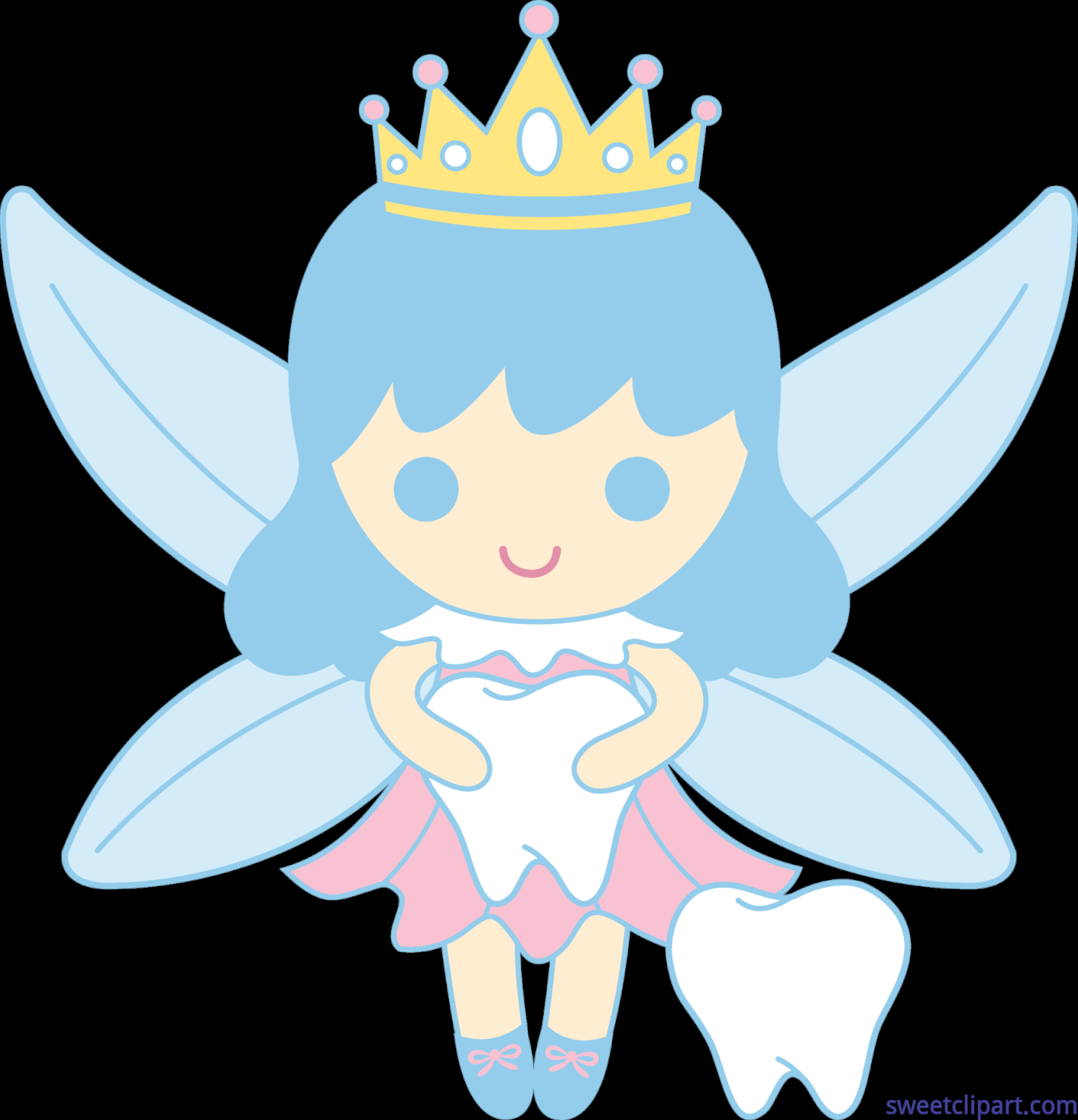 Fairies clipart easy. Tooth fairy clip art