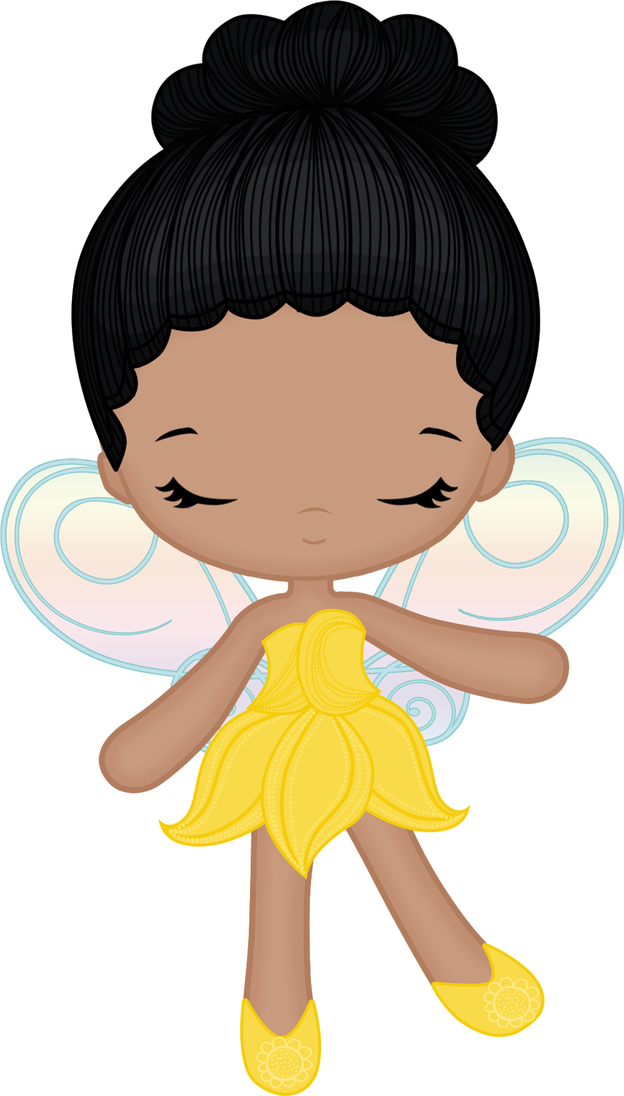 Fairy Tales, Clip Art, Faeries, Gnomes, Elves, Angels - 可爱 卡通 人物 图片 , Free  Transparent Clipart - ClipartKey