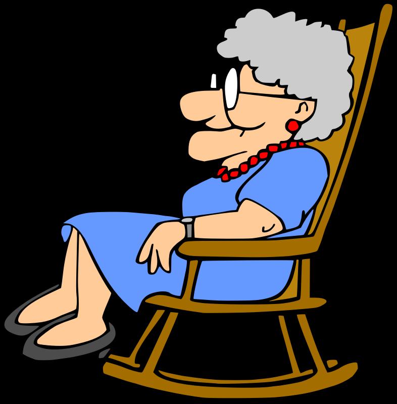 Medium image png . Cute clipart grandma