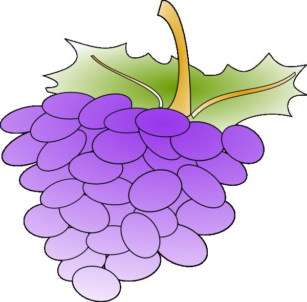 Grapes clip art at. Watermelon clipart grape