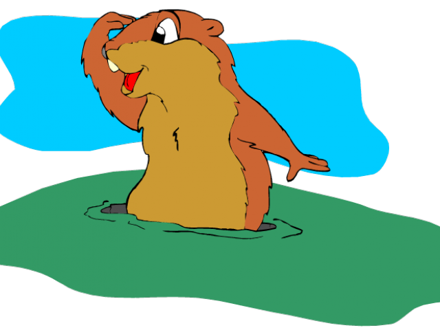 Cliparts free download clip. Groundhog clipart groundhog day