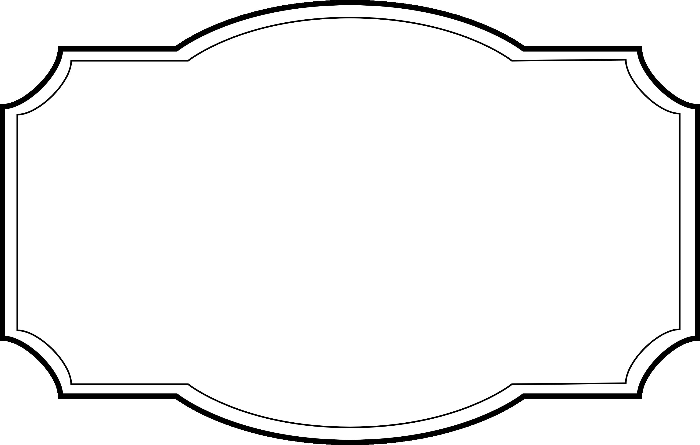 Vintage vector png. Blank label templates datariouruguay
