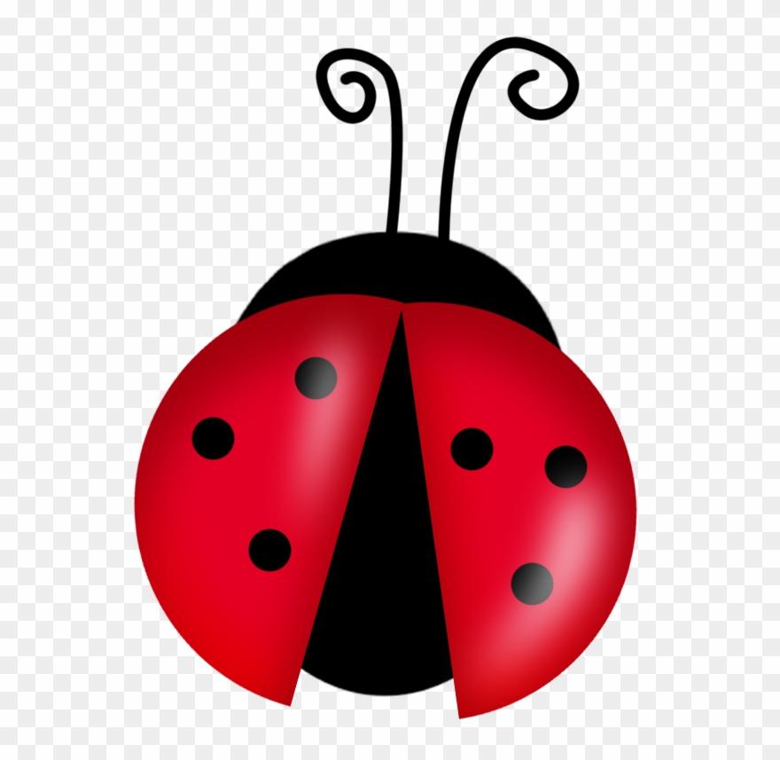 Ladybug clipart simple. Clip art cute ladybugs