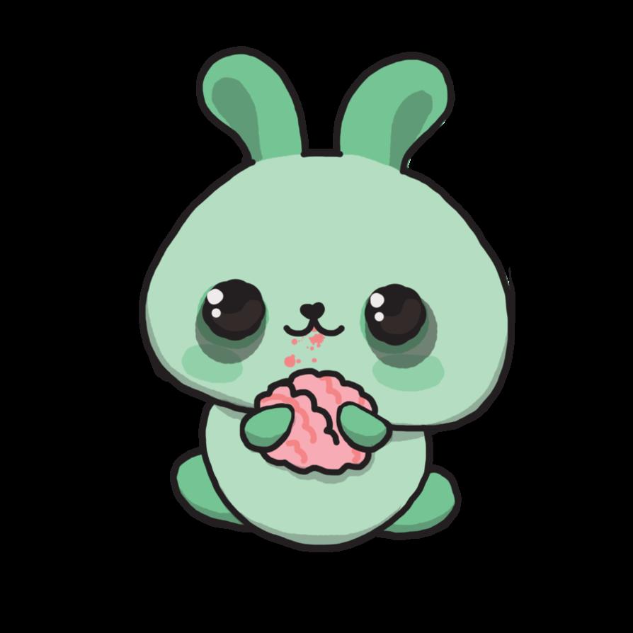 Cute bunny by kama. Llama clipart head
