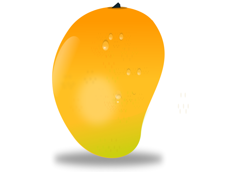 Mango Fruits Clipart