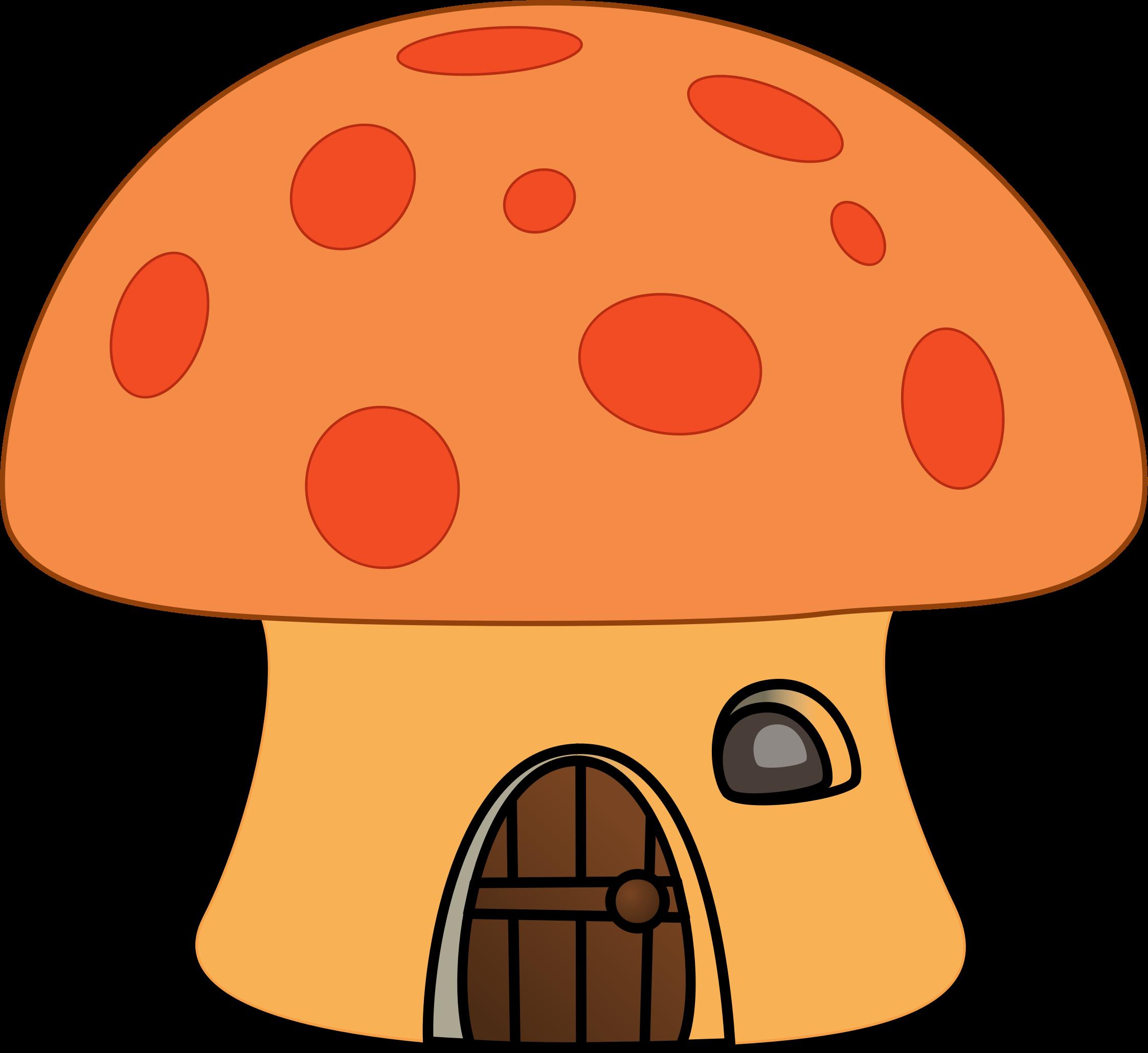mushrooms clipart mushroom home