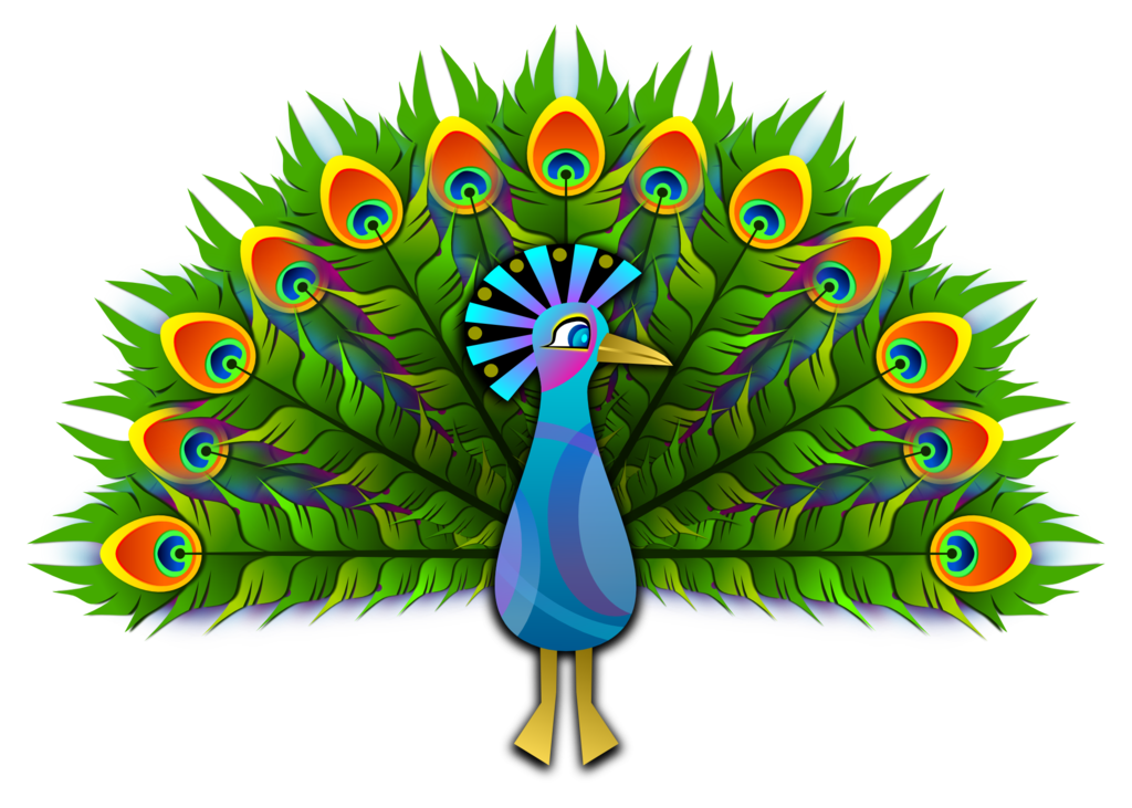 By viscious speed on. Peacock clipart peacock dance