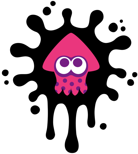 Telephone clipart off hook. Squid research lab splat