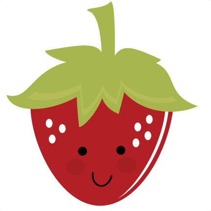 Vector download cute . Strawberries clipart strawberry slice
