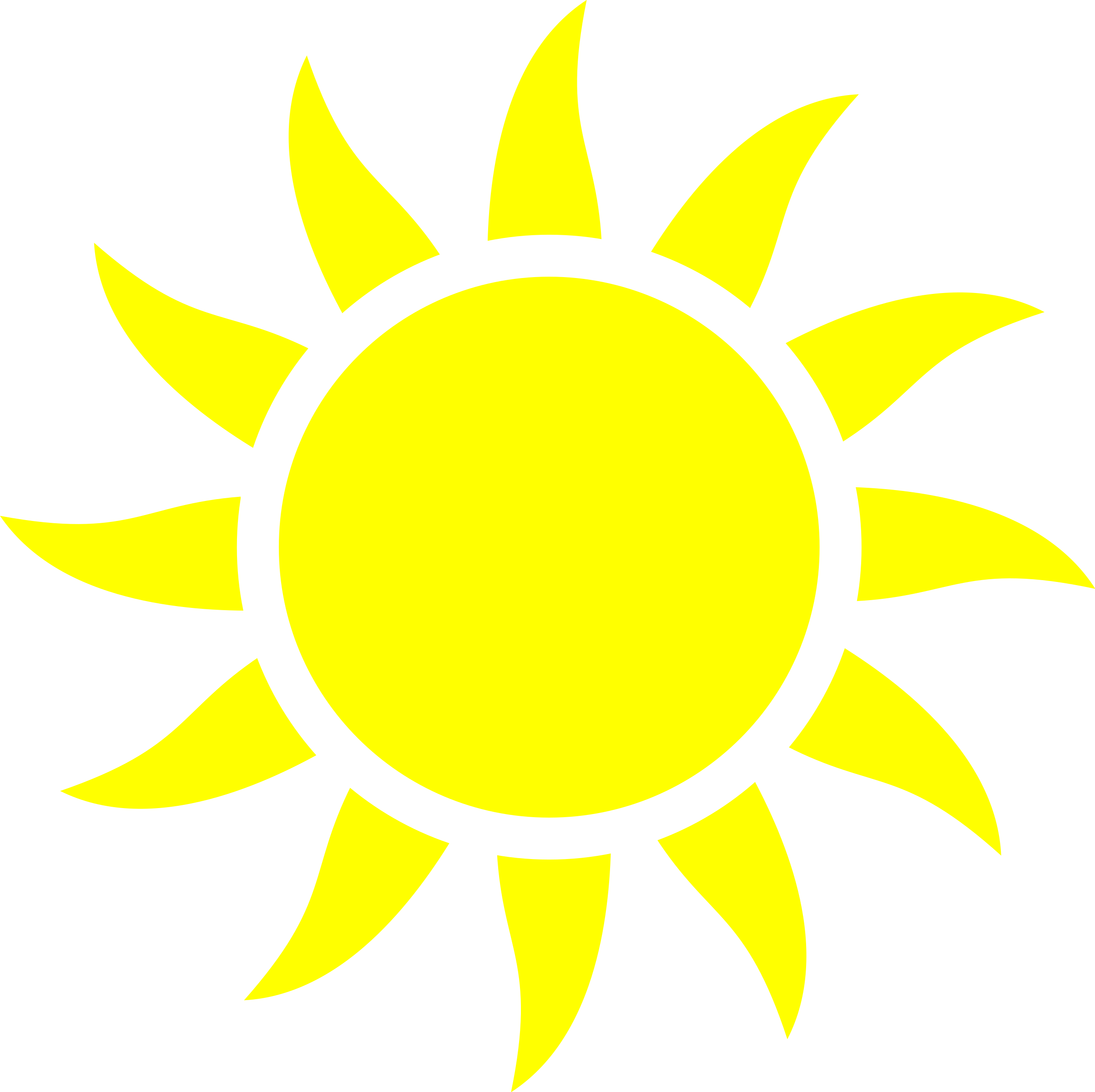 Icon big image png. Cute clipart sun