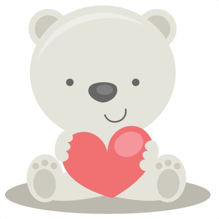 Valentine clipart cute. Free bear cliparts download