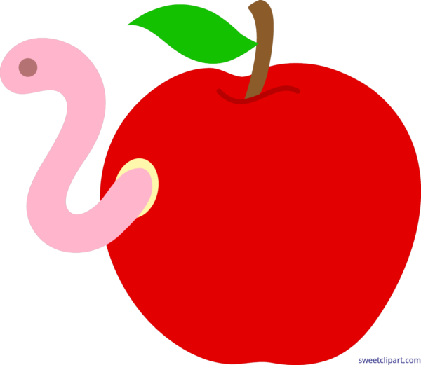 Worm clipart animal food. All clip art archives