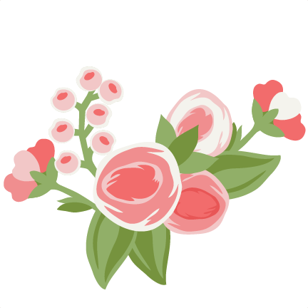 pretty graphic transparent. Cute flower png