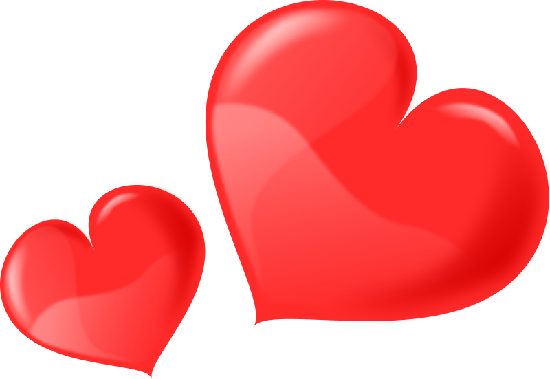 Cute hearts png. Pictures images graphics red
