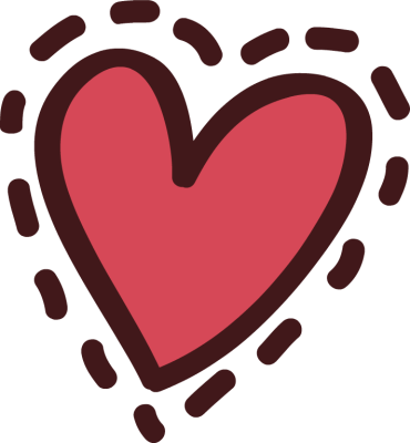 Heart clipart at getdrawings. Cute hearts png