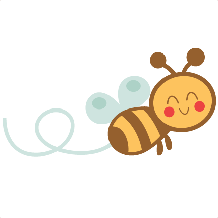 Cute png images. Bee transparent pluspng svg