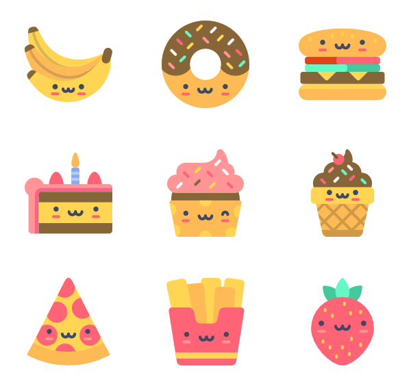 icon packs vector. Cute png images