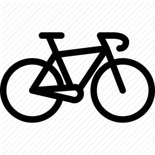 Cycle clipart land transportation. Free cycling road download