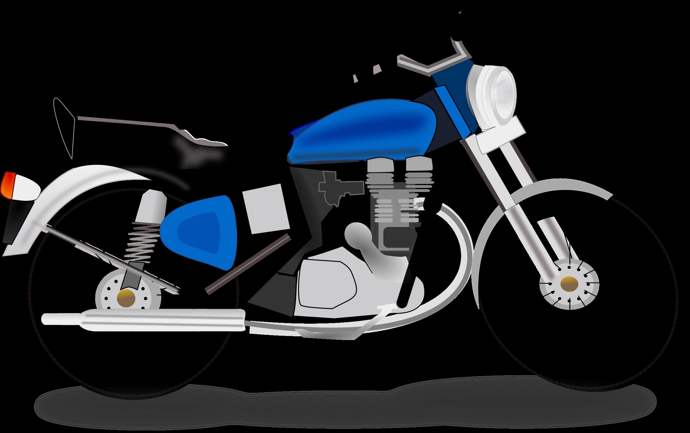 Royal big image png. Motorcycle clipart svg