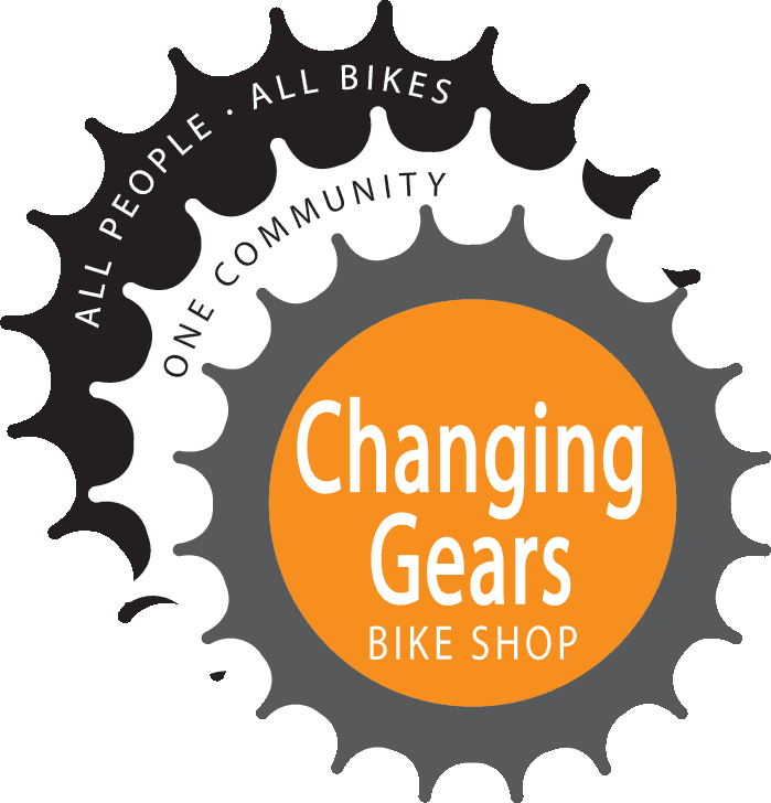 Cycle clipart name. Changing gears bike shop
