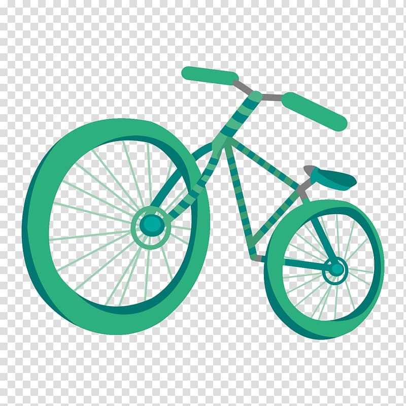 Bicycle wheel frame drawing. Cycle clipart pedal bike