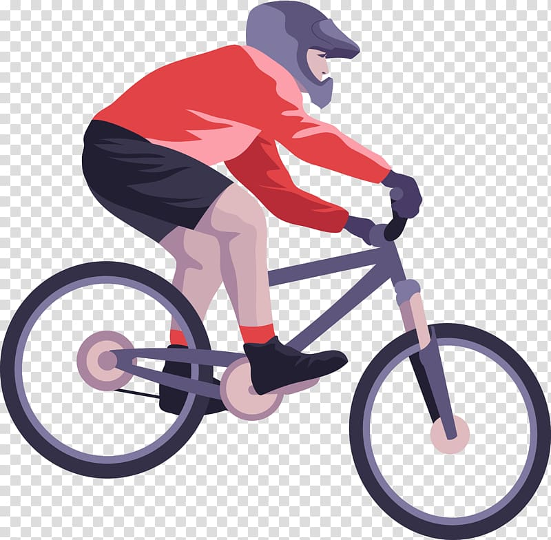 Cycle clipart pedal bike. Bicycle wheel cycling hand