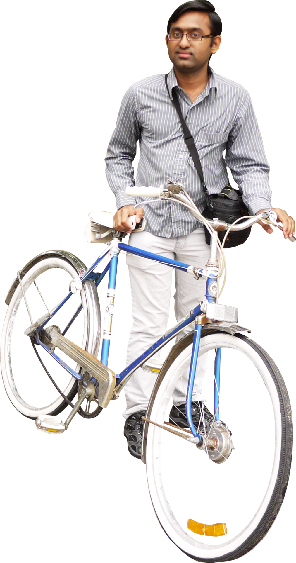Cycle clipart person. Bicycle png image purepng