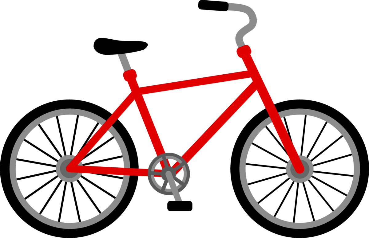 Cycle clipart sponsored. Kanoelani elementary school cycleclipartbikeredpng
