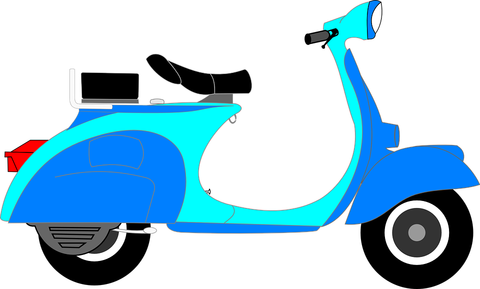 Two wheeler free collection. Cycle clipart vehicle