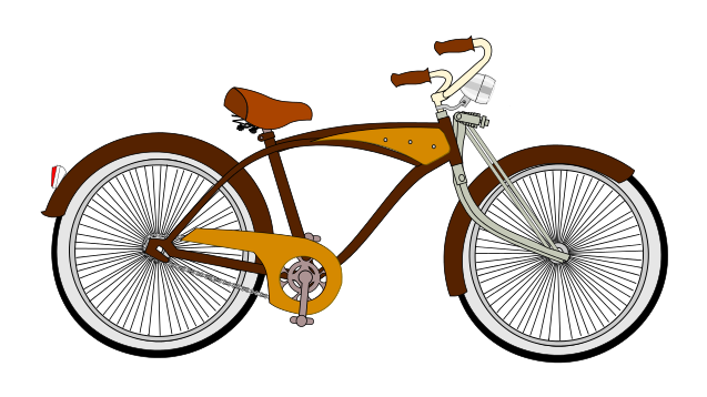 Free bicycle cliparts download. Cycle clipart vintage